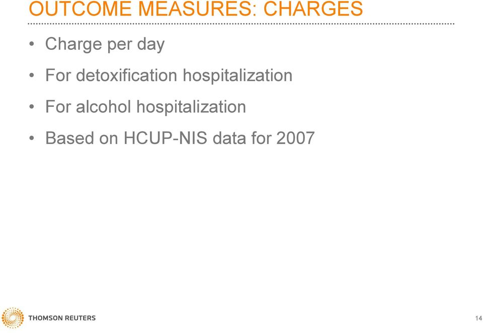 hospitalization For alcohol