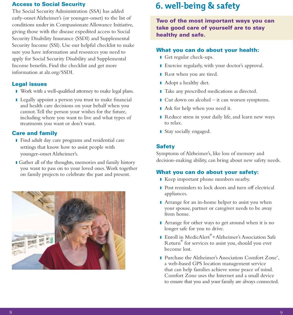 Use our helpful checklist to make sure you have information and resources you need to apply for Social Security Disability and Supplemental Income benefits.