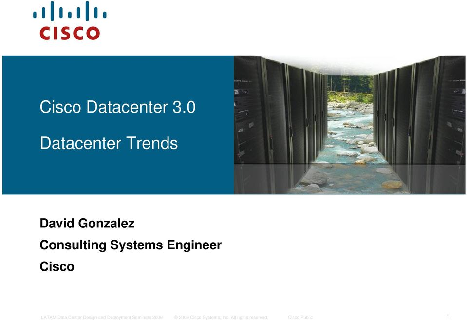 Consulting Systems Engineer Cisco