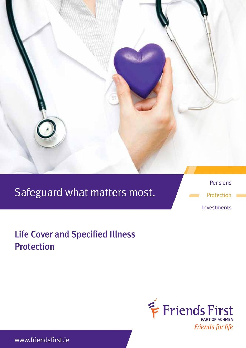 Life Cover and Specified Illness