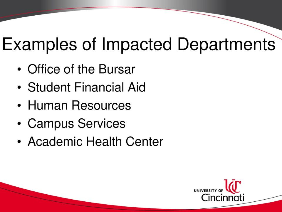 Financial Aid Human Resources