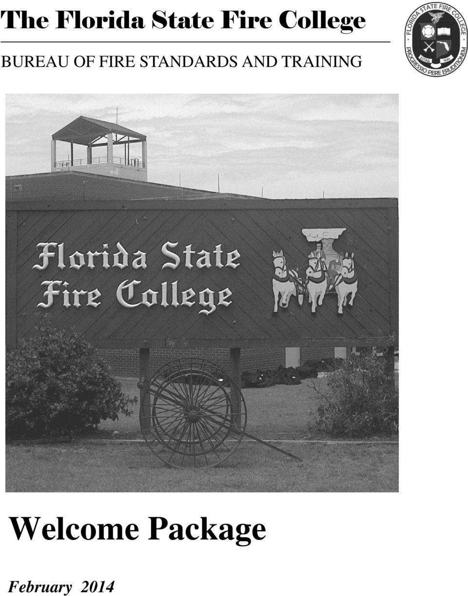 The florida state fire college bureau of fire standards for Bureau college