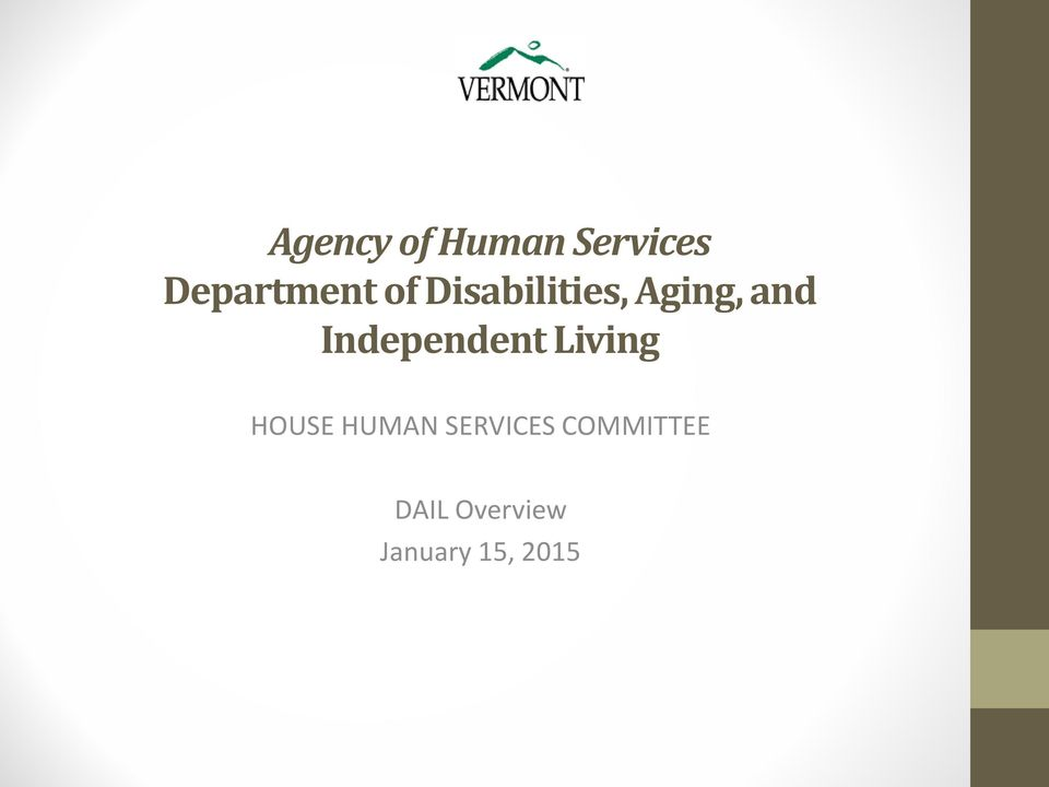 Independent Living HOUSE HUMAN