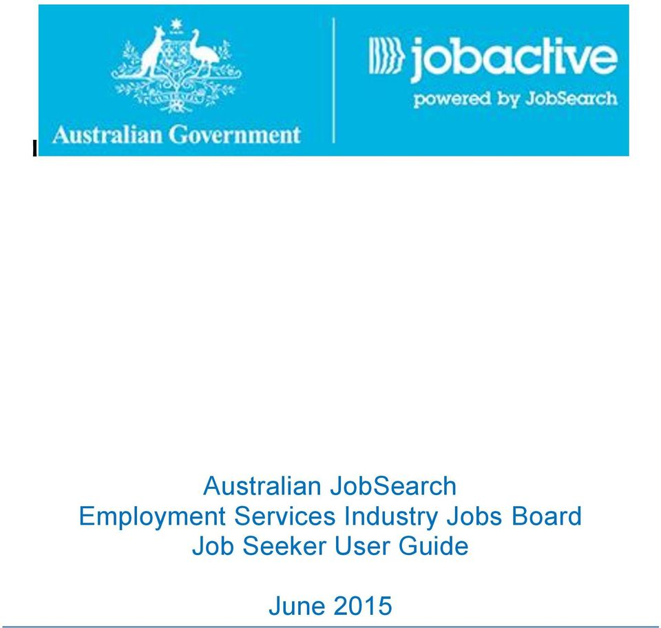 Industry Jobs Board Job