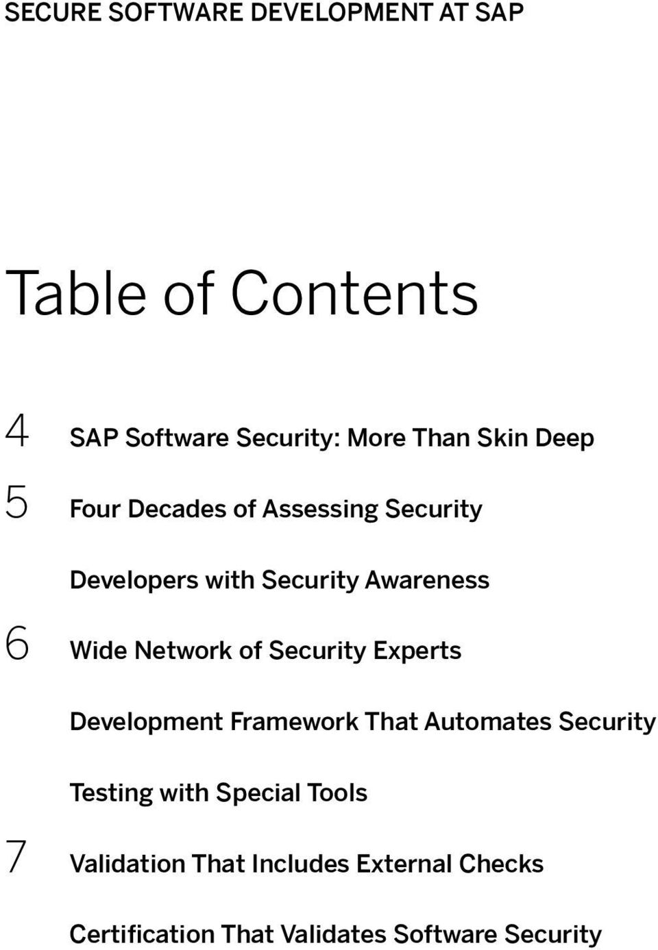 Network of Security Experts Development Framework That Automates Security Testing with