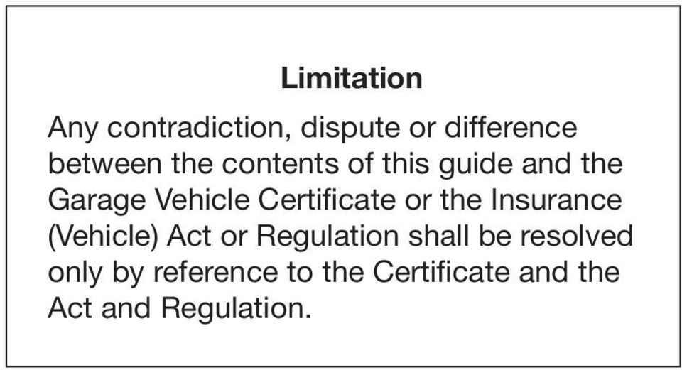 or the Insurance (Vehicle) Act or Regulation shall be resolved