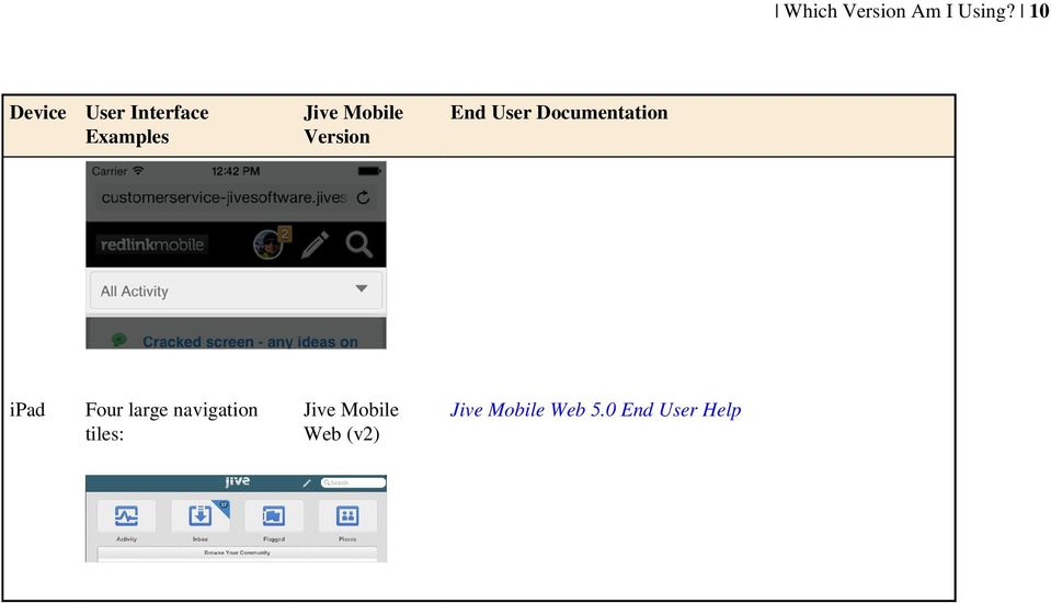 Version End User Documentation ipad Four large