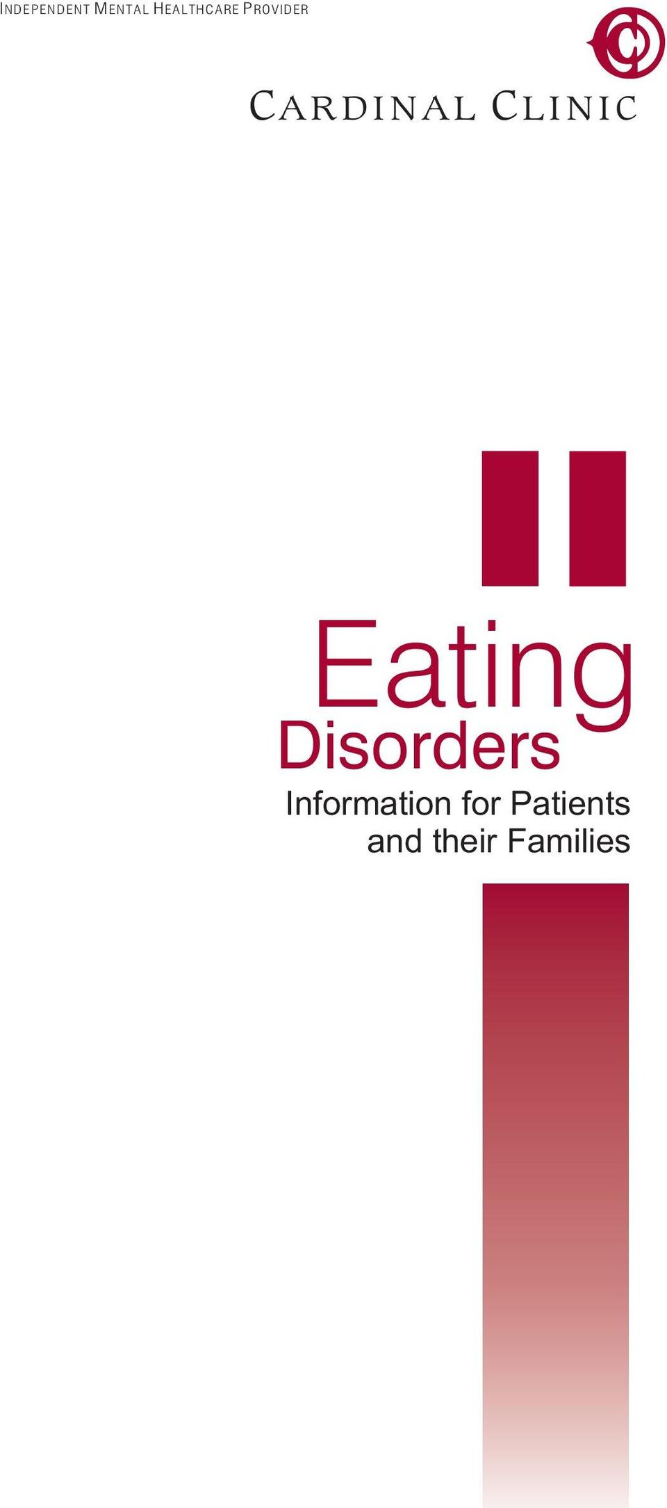 CARDINAL CLINIC Eating Disorders