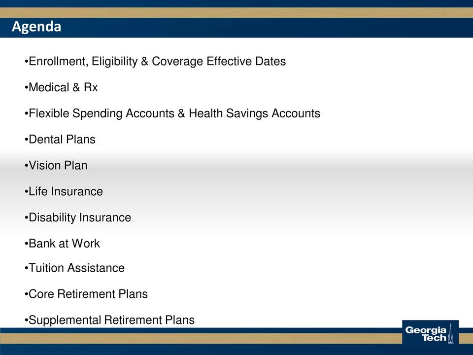 Plans Vision Plan Life Insurance Disability Insurance Bank at Work