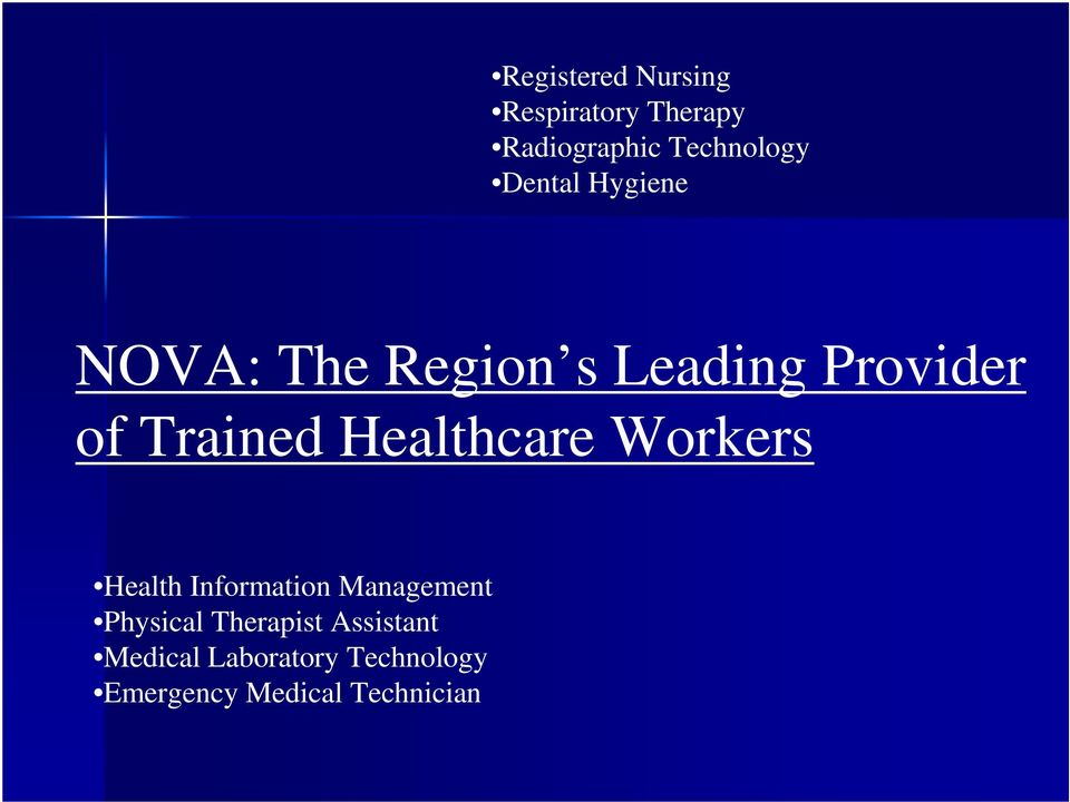 Healthcare Workers Health Information Management Physical