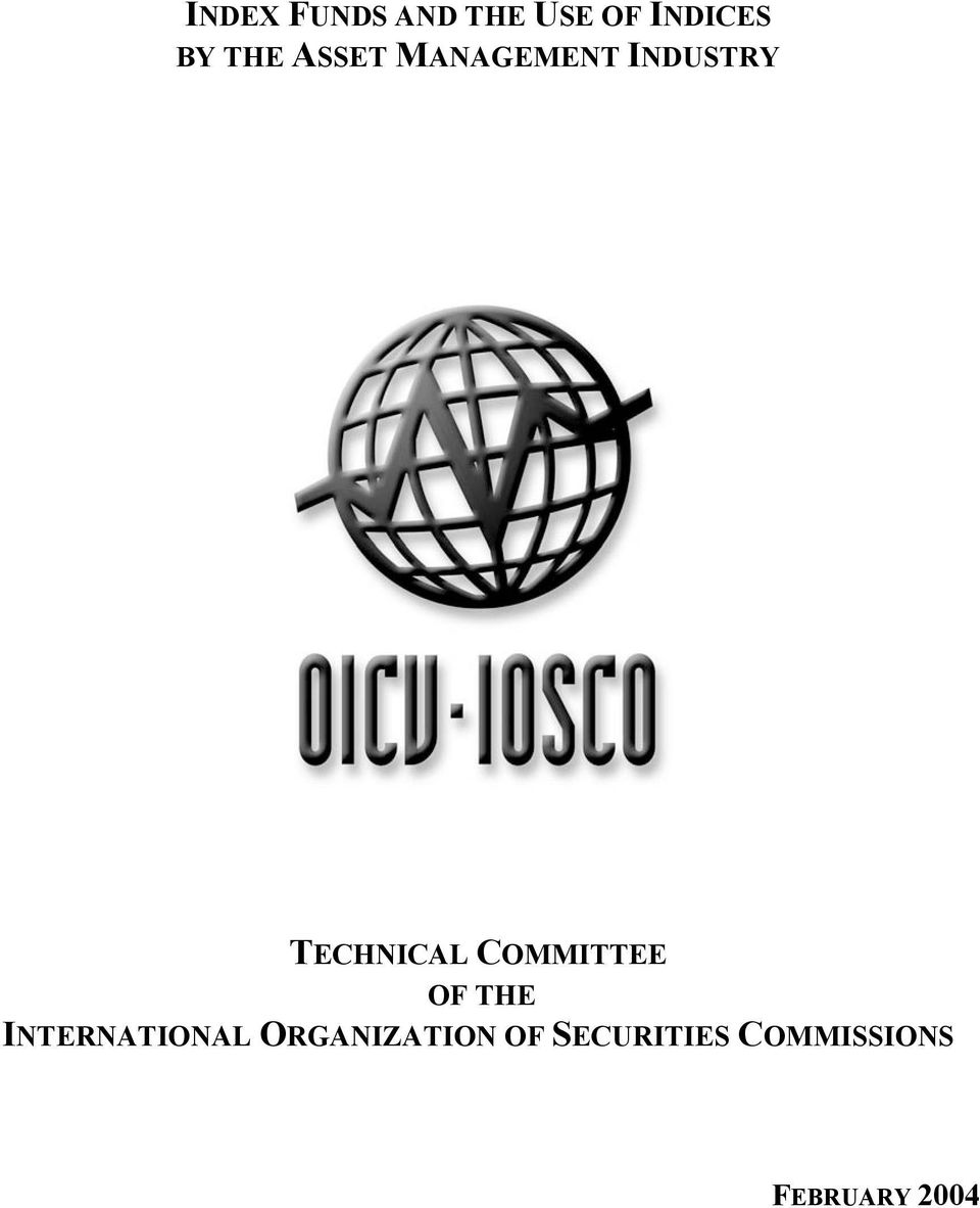 COMMITTEE OF THE INTERNATIONAL