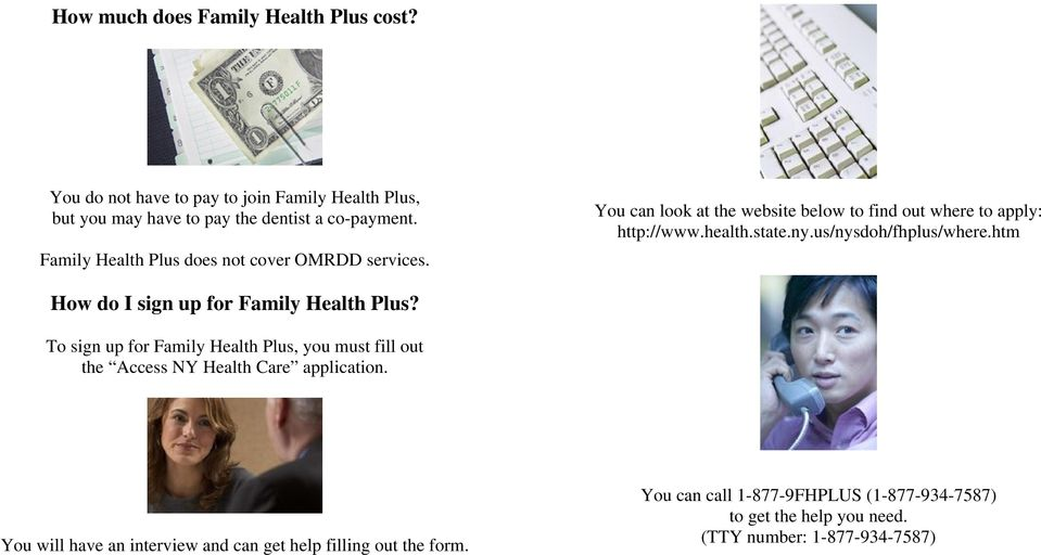 us/nysdoh/fhplus/where.htm How do I sign up for Family Health Plus?