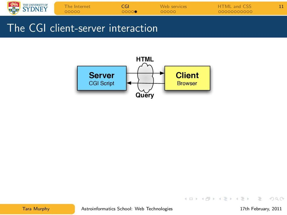 client-server interaction HTML