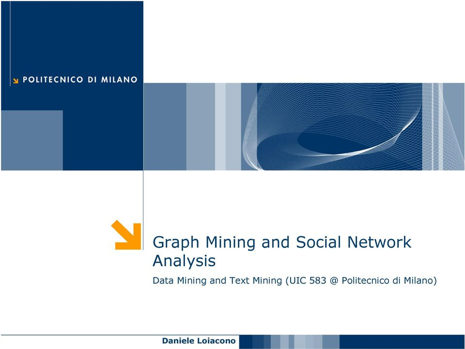 Mining and Text Mining