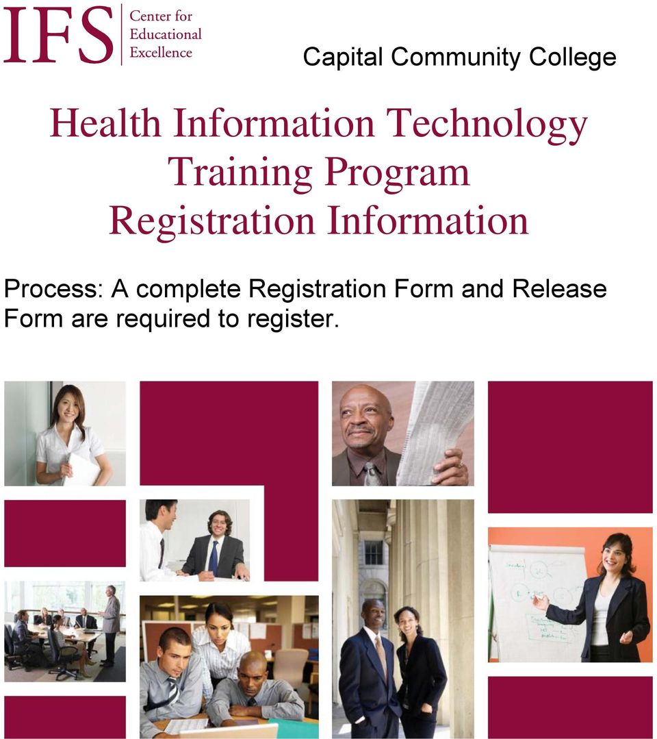 Information Process: A complete Registration