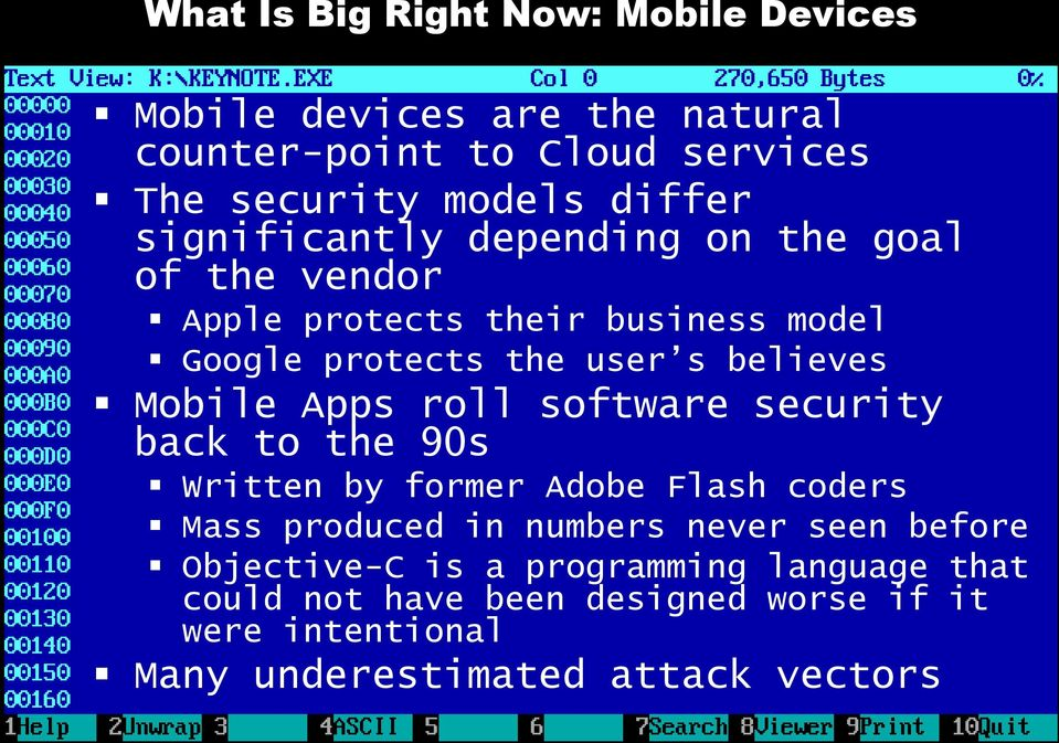 Apps roll software security back to the 90s Written by former Adobe Flash coders Mass produced in numbers never seen before