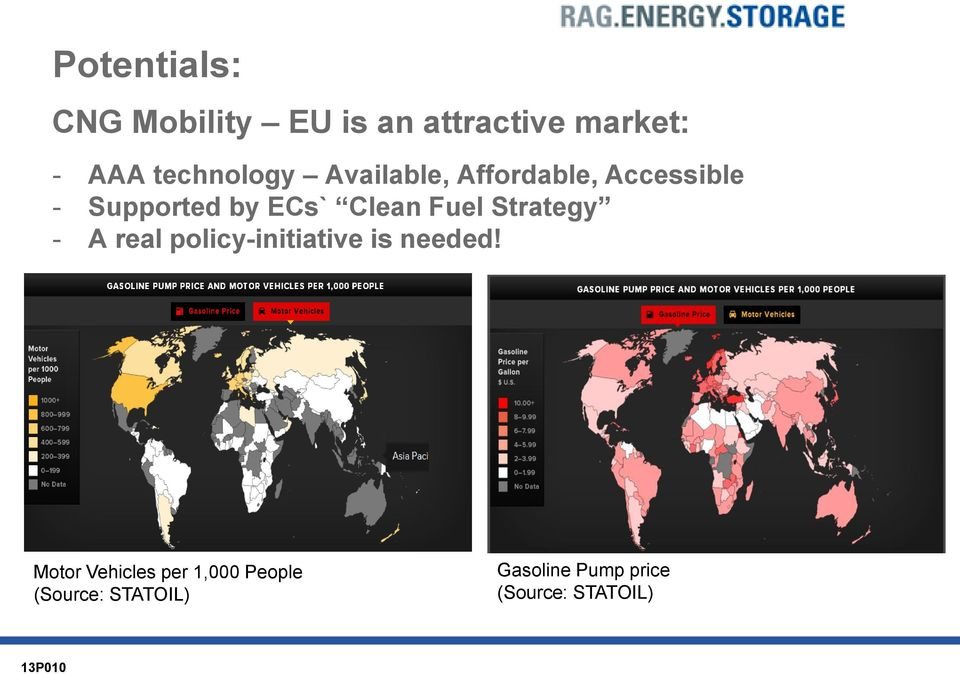 Clean Fuel Strategy - A real policy-initiative is needed!