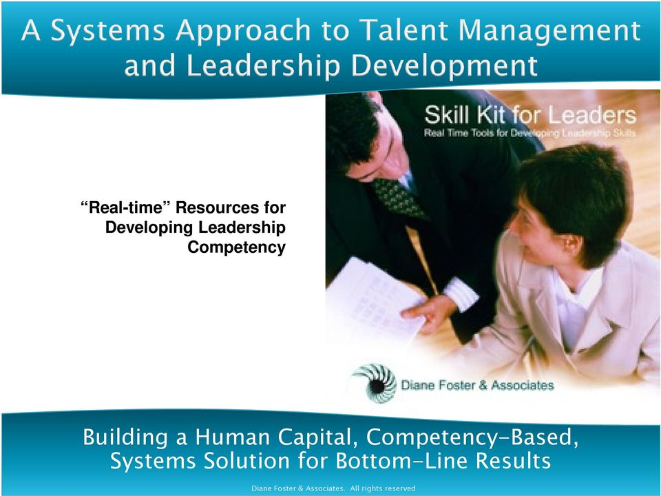 Human Capital, Competency-Based,