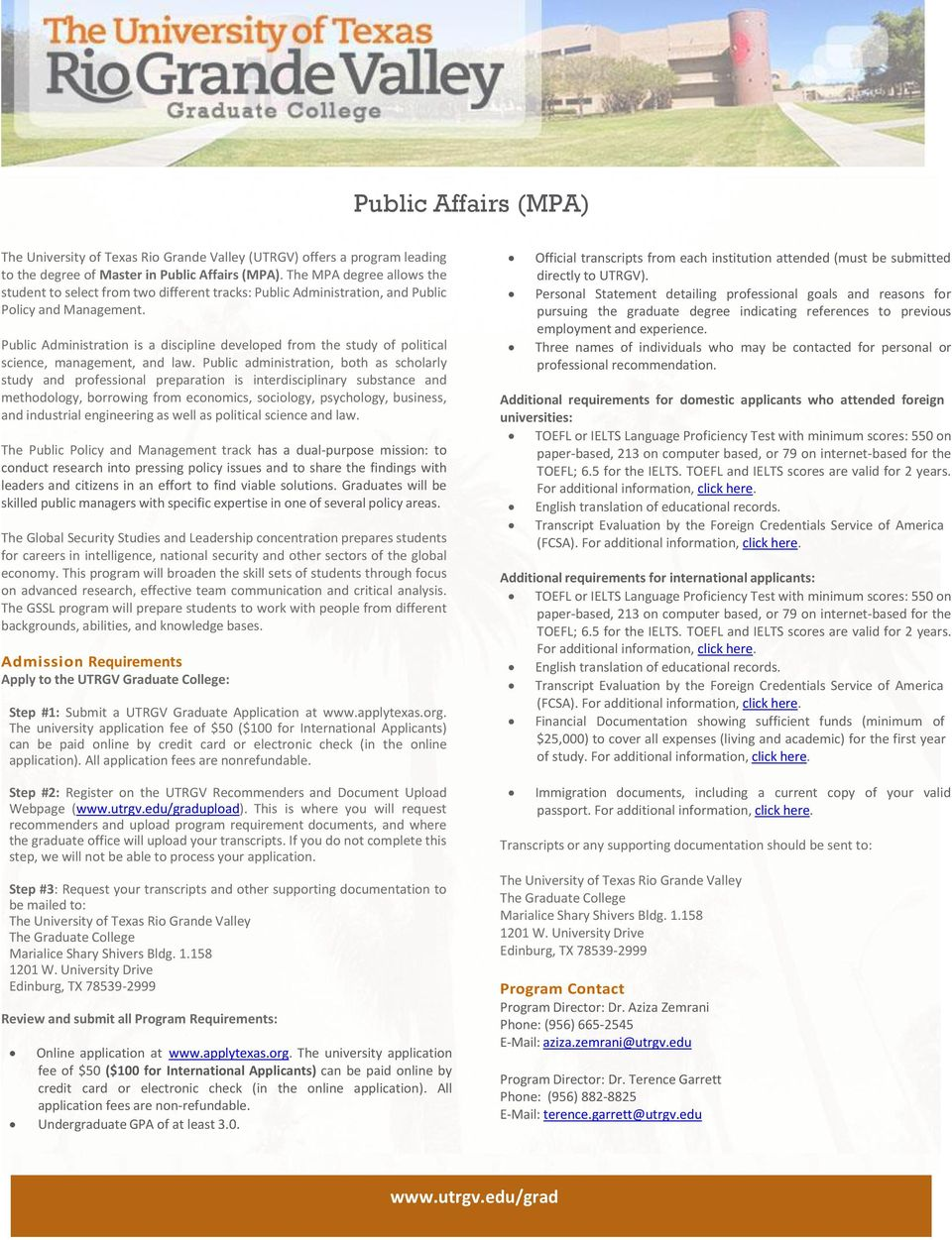 Public Administration is a discipline developed from the study of political science, management, and law.