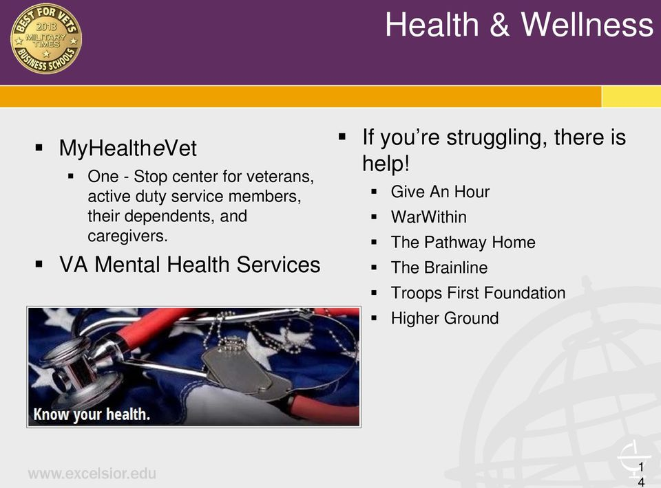 VA Mental Health Services If you re struggling, there is help!