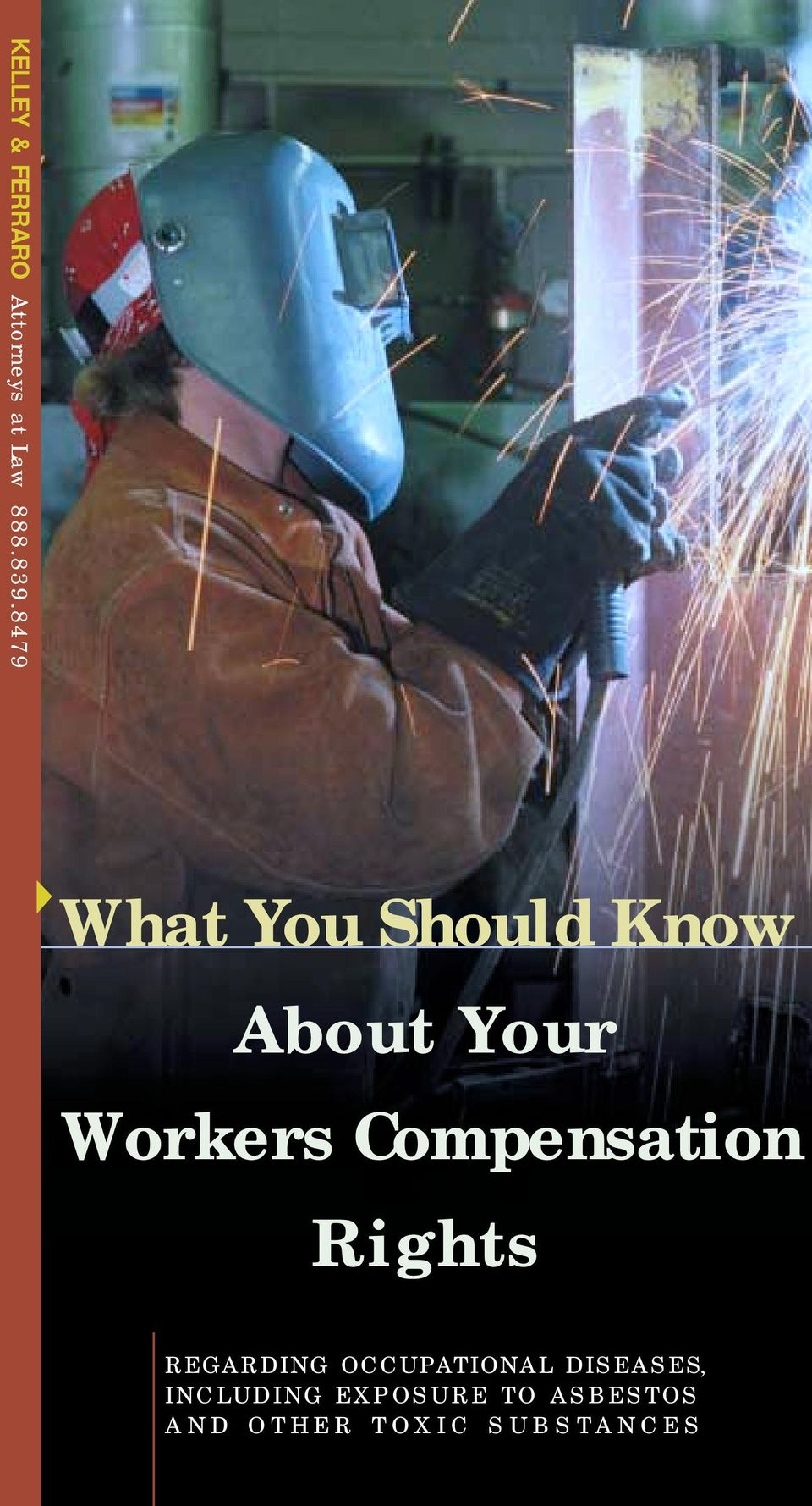 Compensation Rights REGARDING OCCUPATIONAL