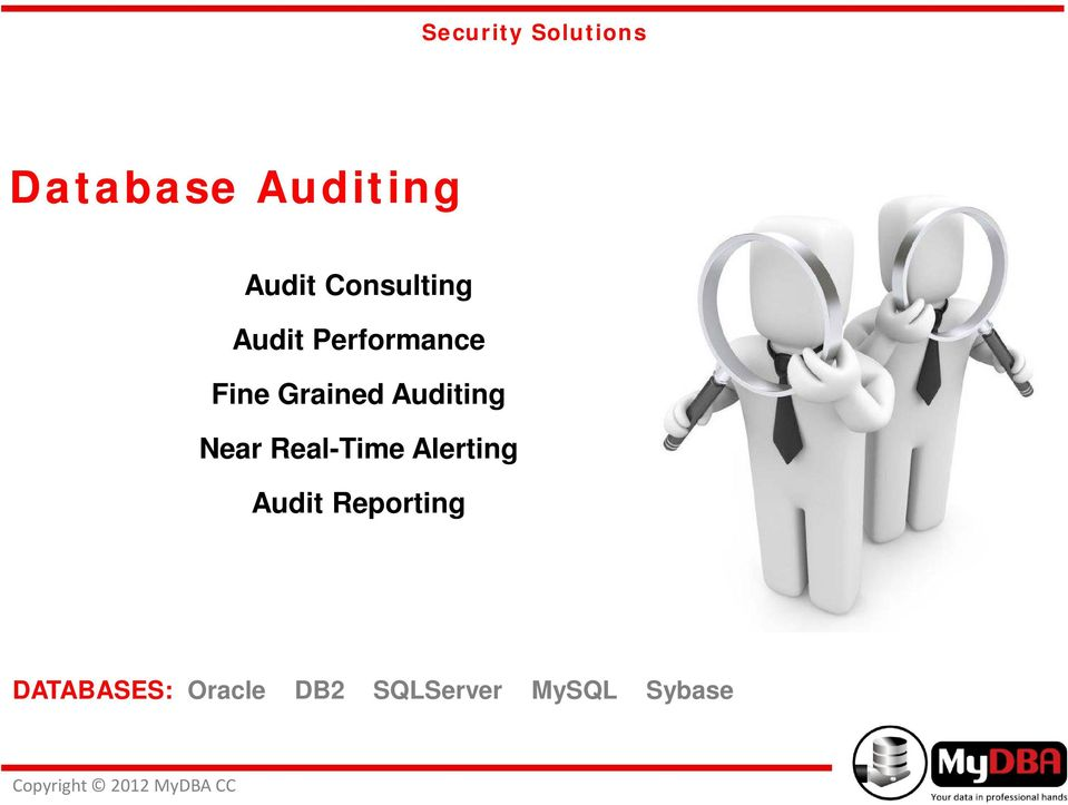 Near Real-Time Alerting Audit Reporting