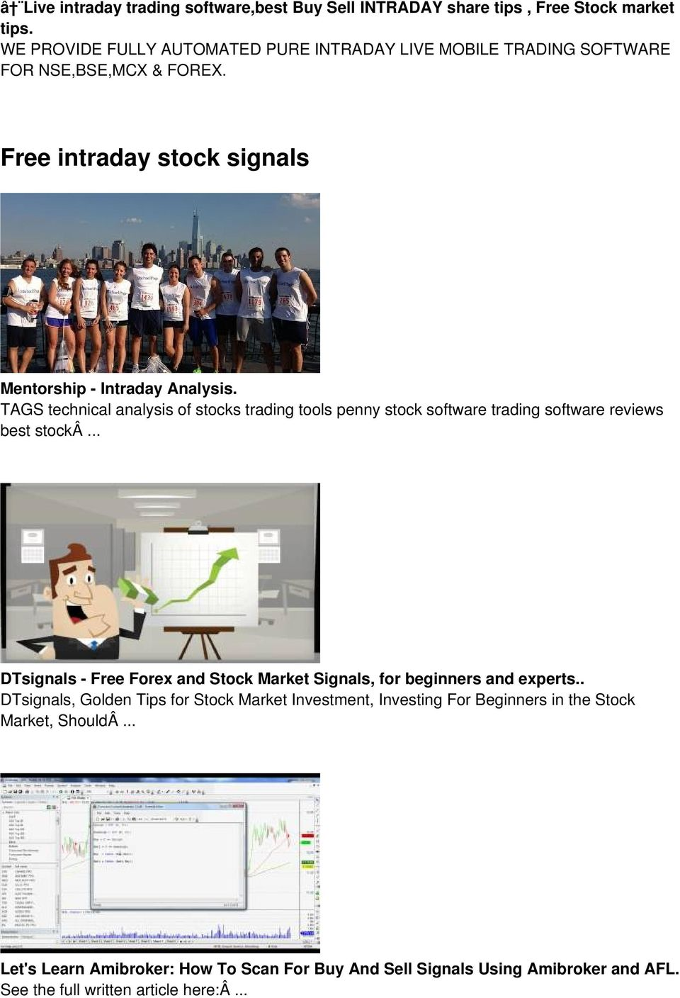 TAGS technical analysis of stocks trading tools penny stock software trading software reviews best stockâ.