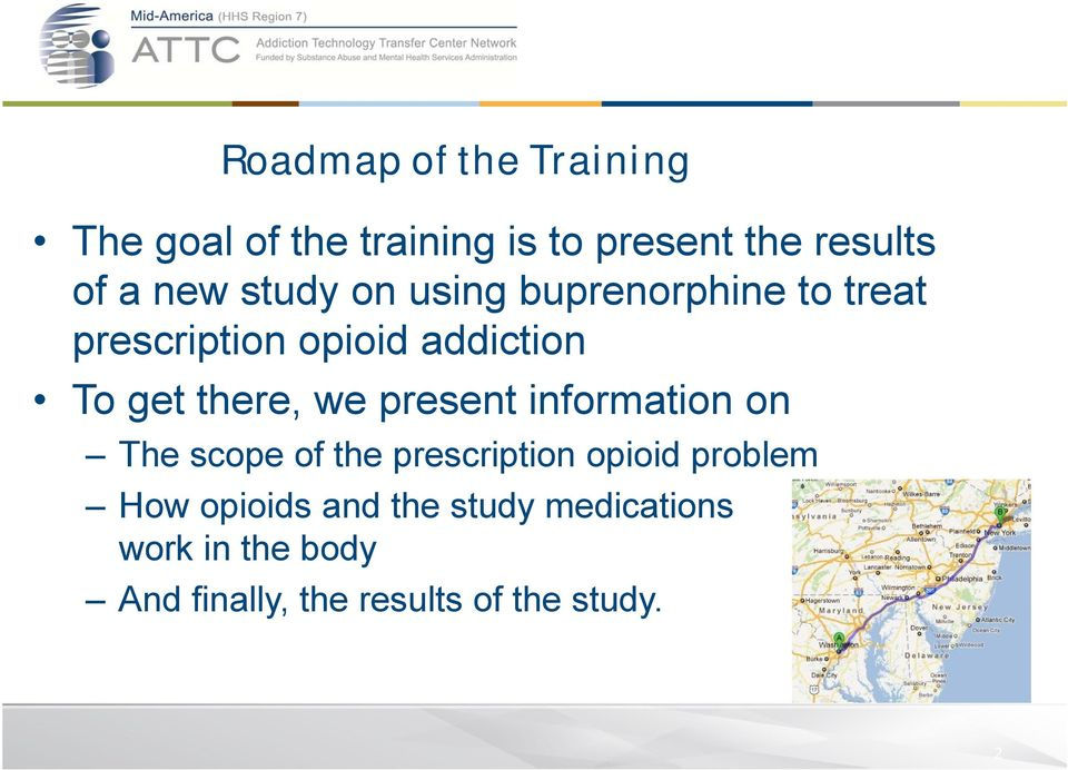there, we present information on The scope of the prescription opioid problem How