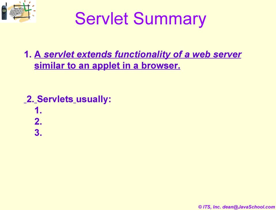 of a web server similar to an