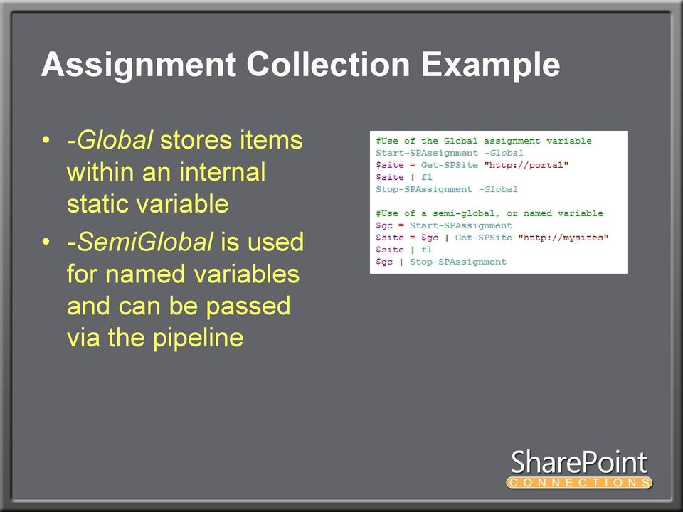 HDEV16: SharePoint 2010 PowerShell for Developers  Gary