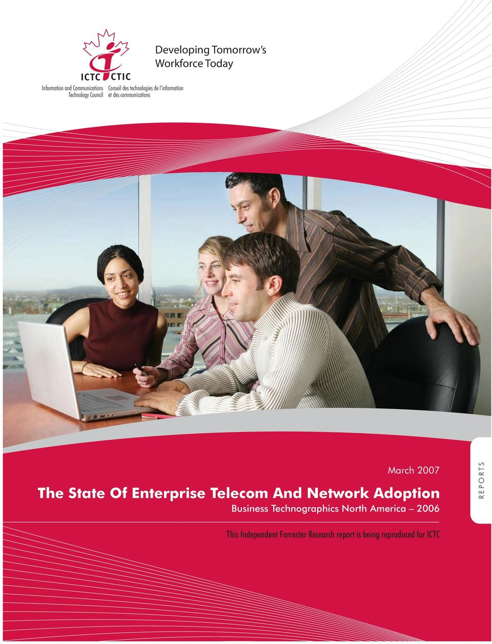 The State Of Enterprise Telecom And Network Adoption Business Technographics North