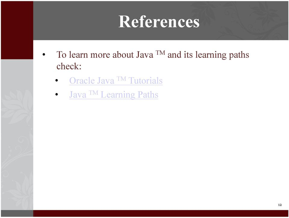 learning paths check: Oracle