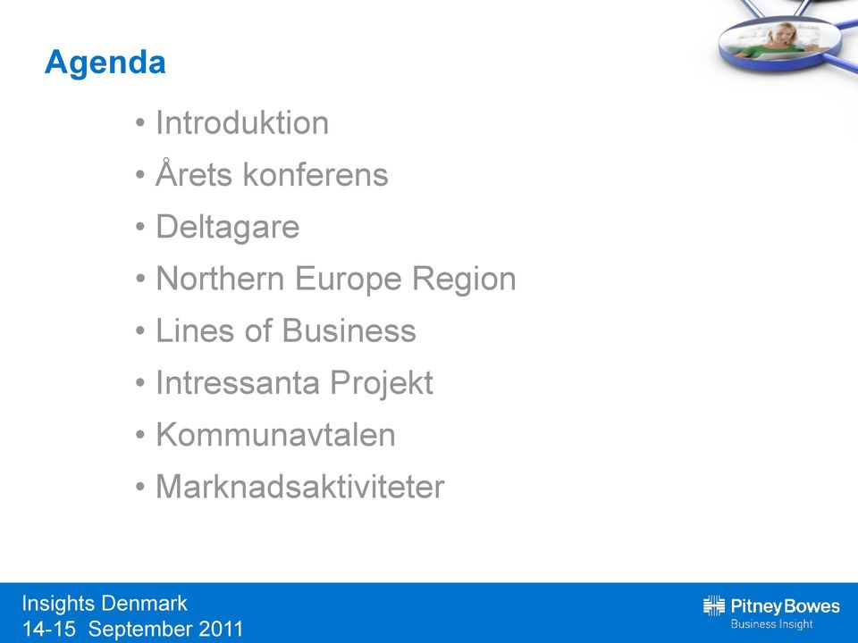 Europe Region Lines of Business