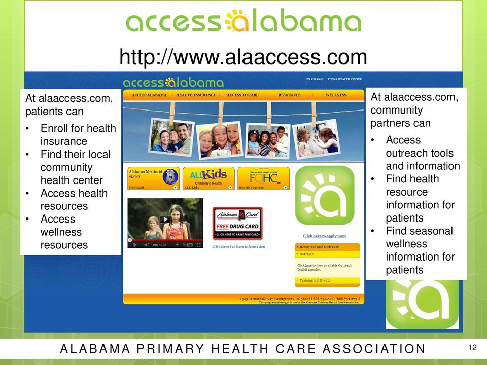 health resources Access wellness resources At alaaccess.