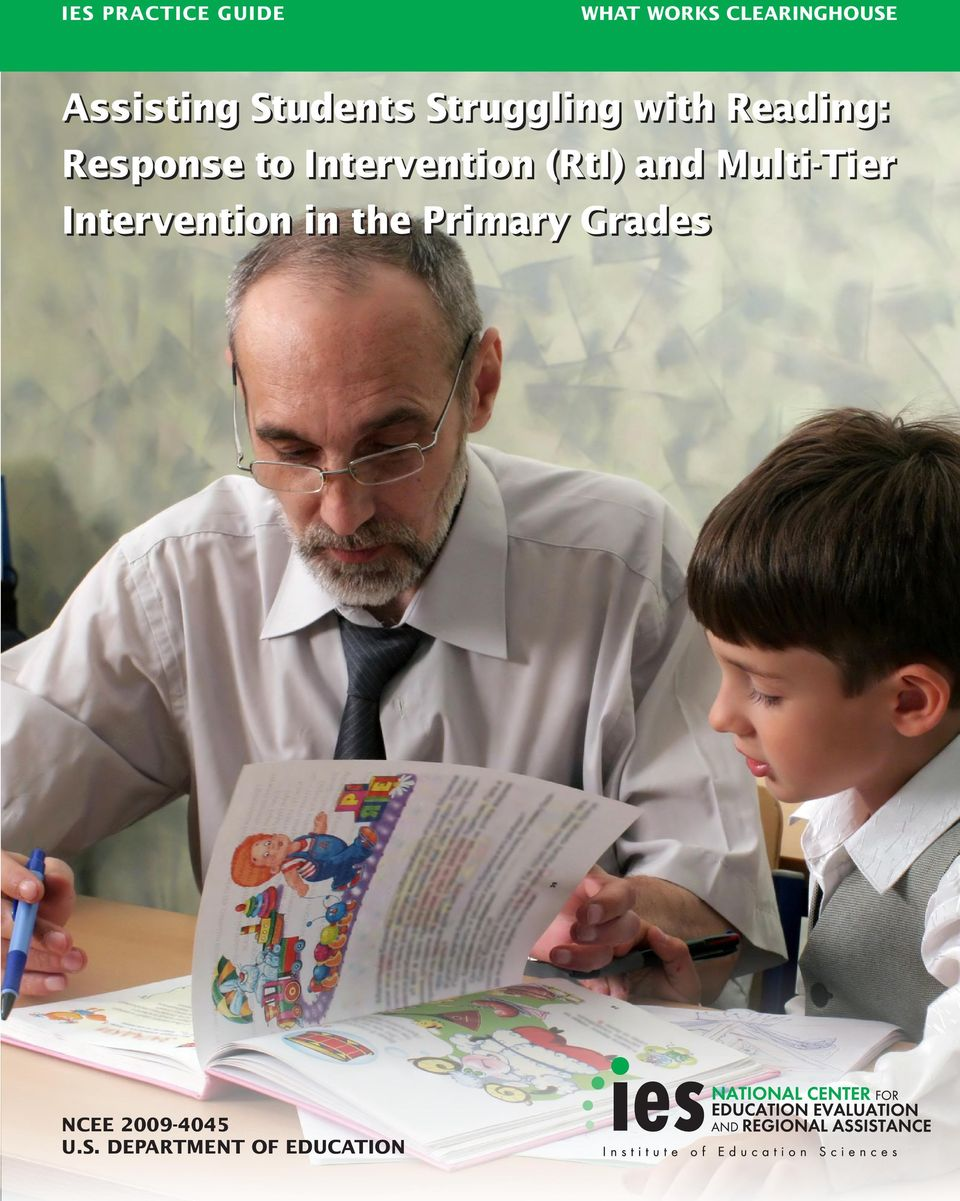 to Intervention (RtI) and Multi-Tier Intervention in