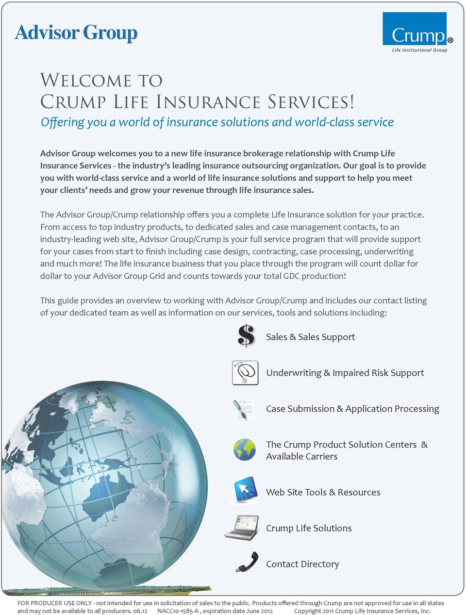 leading insurance outsourcing organization.