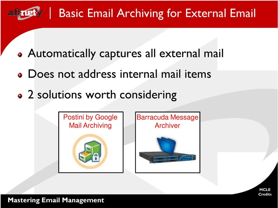 address internal mail items 2 solutions worth