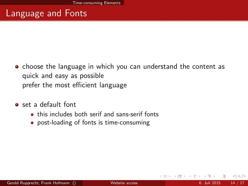 language set a default font this includes both serif and sans-serif fonts