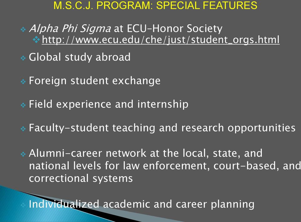 html Global study abroad Foreign student exchange Field experience and internship Faculty-student