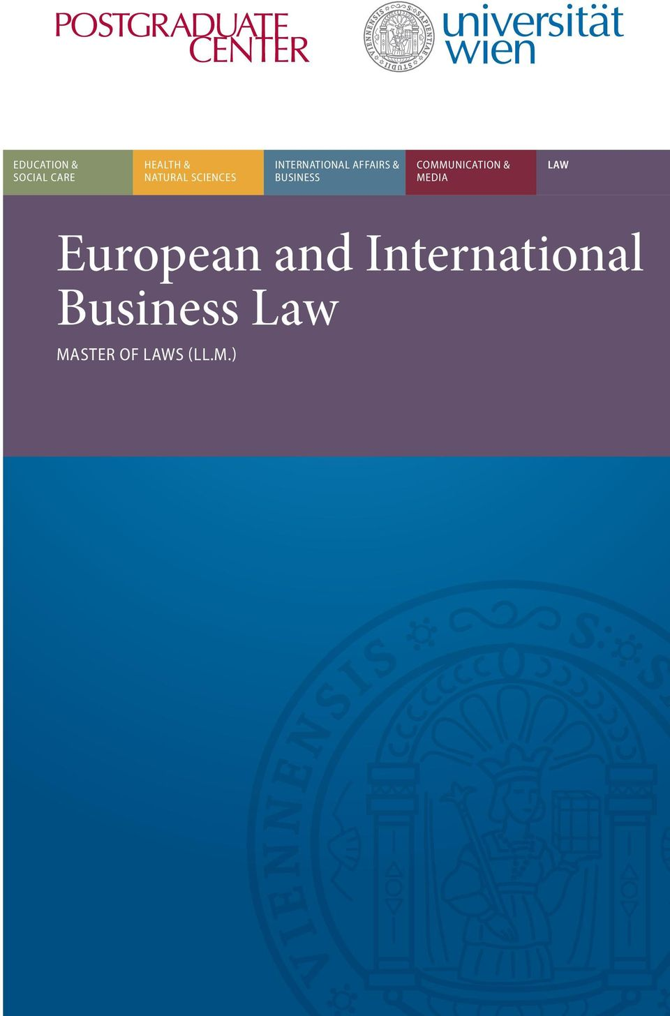 COMMUNICATION & MEDIA LAW European and