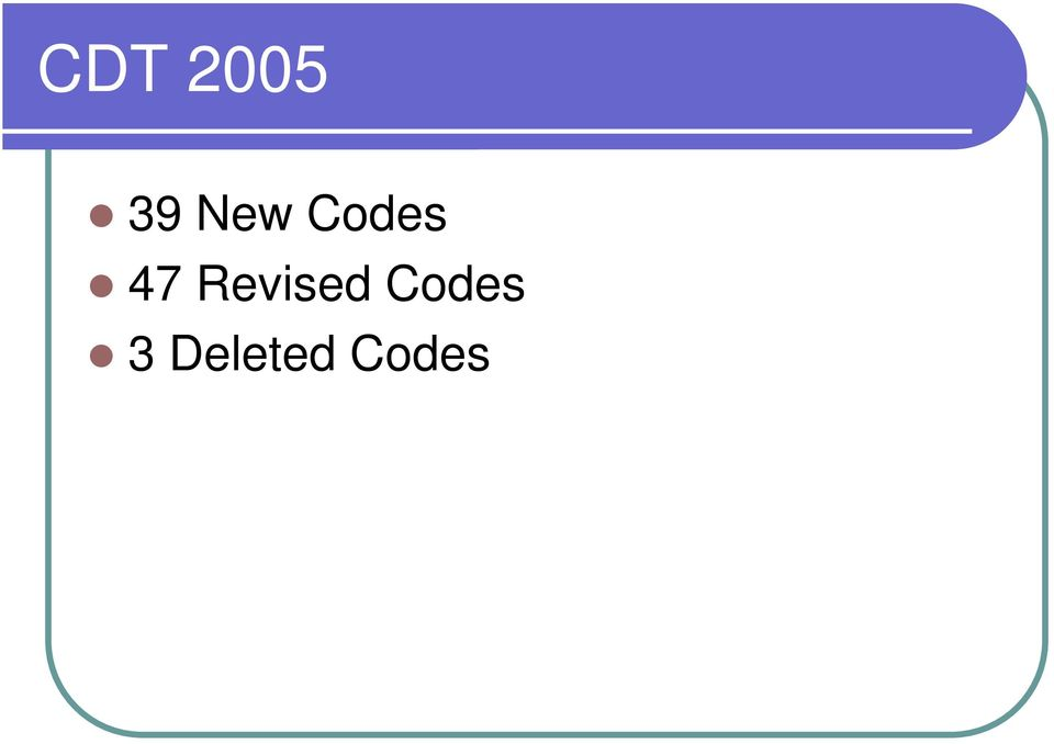 Revised Codes
