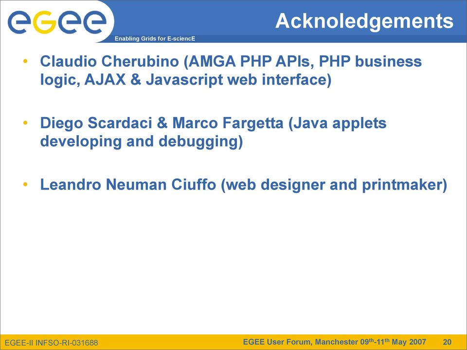 Scardaci & Marco Fargetta (Java applets developing and