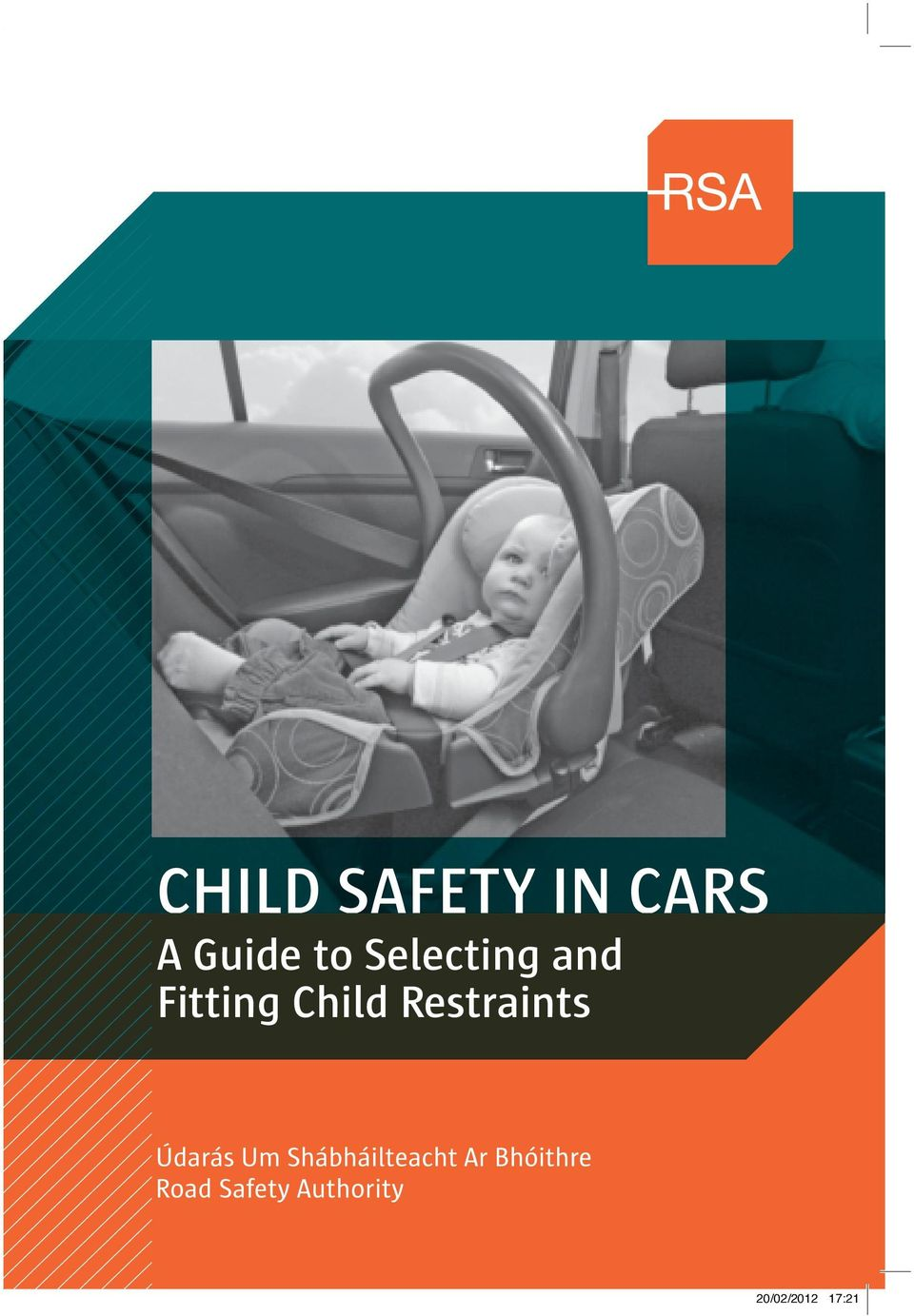 Fitting Child Restraints