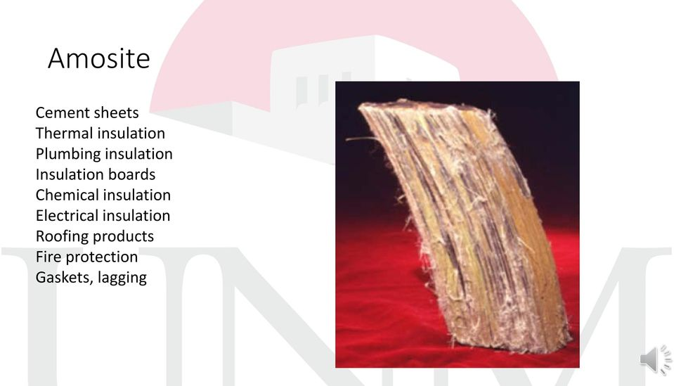 Chemical insulation Electrical insulation