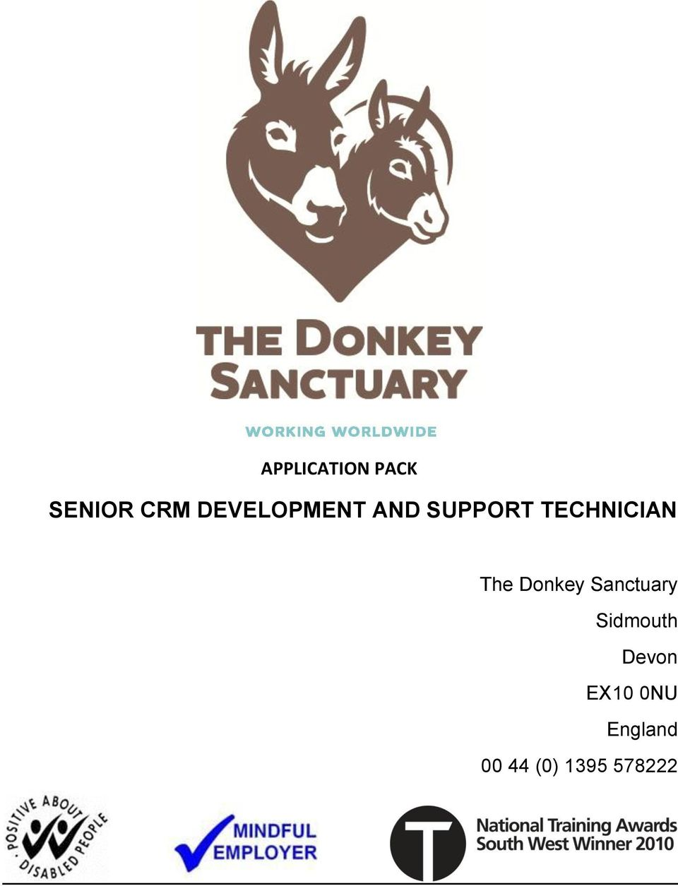The Donkey Sanctuary Sidmouth
