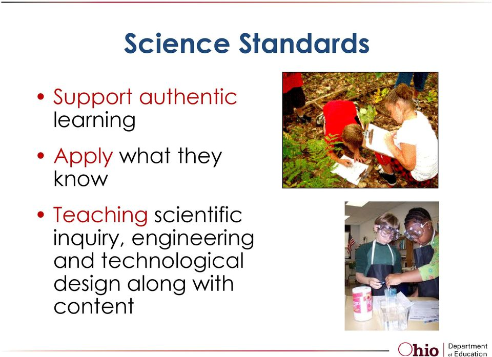 Teaching scientific inquiry,