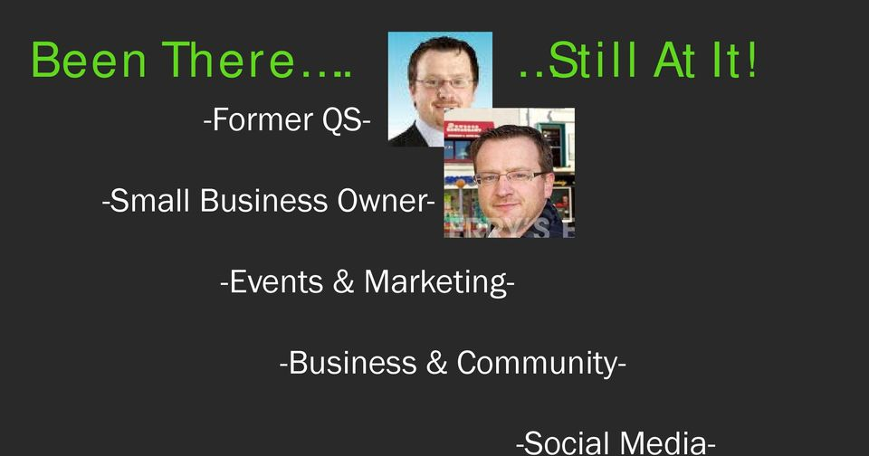 Owner- -Events & Marketing-