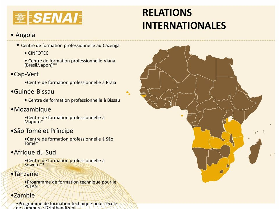 à Bissau Addition, Centre de formation professionnelle à Business Maputo* Strategy and Economic Policy at the London School of Economics.