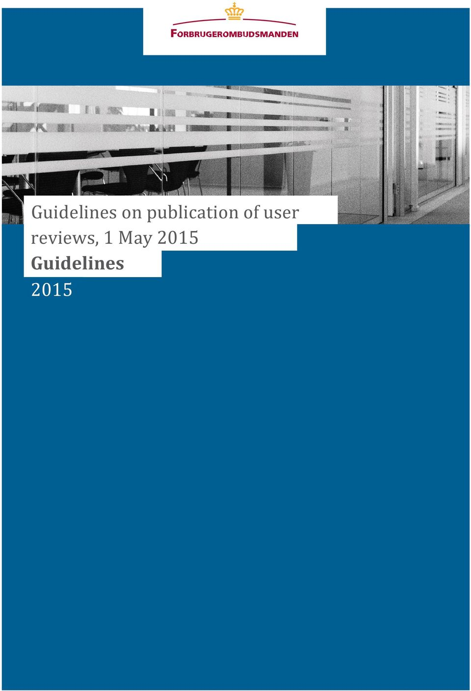 publication of user