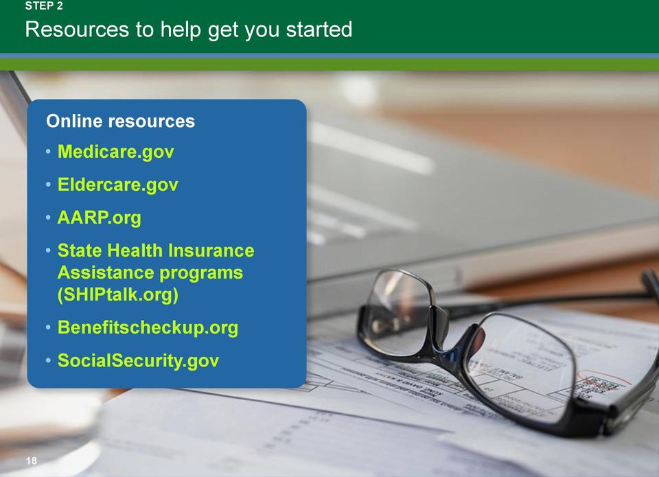org State Health Insurance Assistance programs